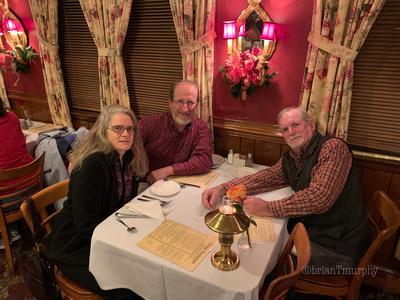 Thanksgiving Buffet at Owen's Restaurant